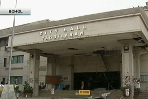 Strong aftershocks felt in Bohol