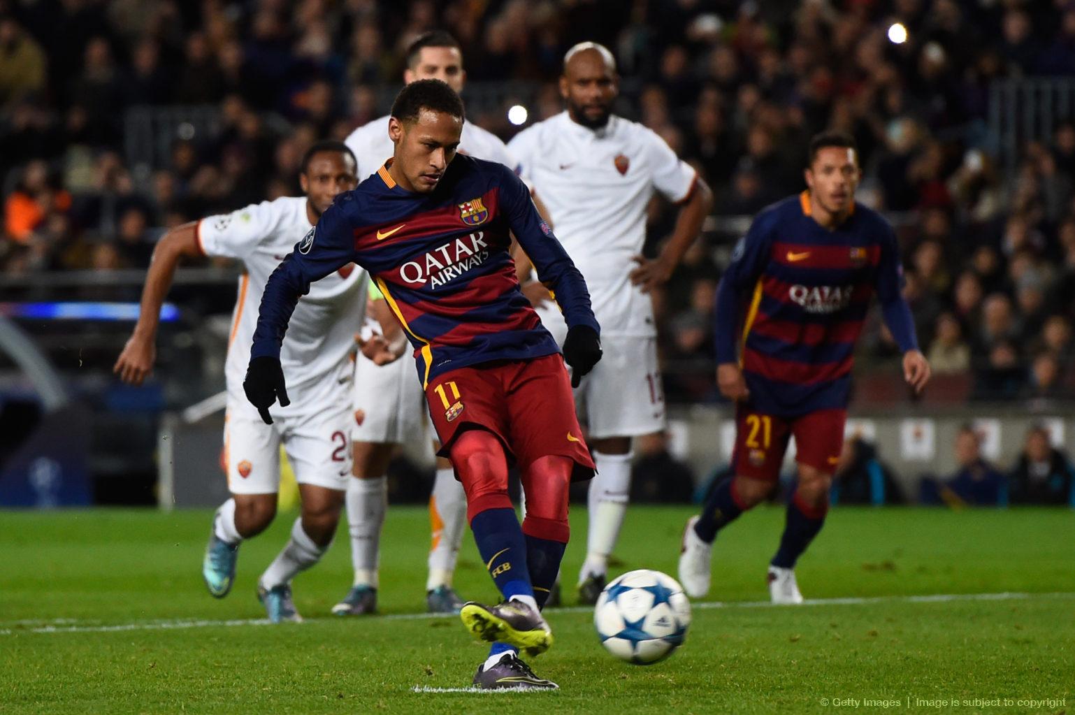 ویدئو ؛ خلاصه بازی بارسلونا 6-1 رم