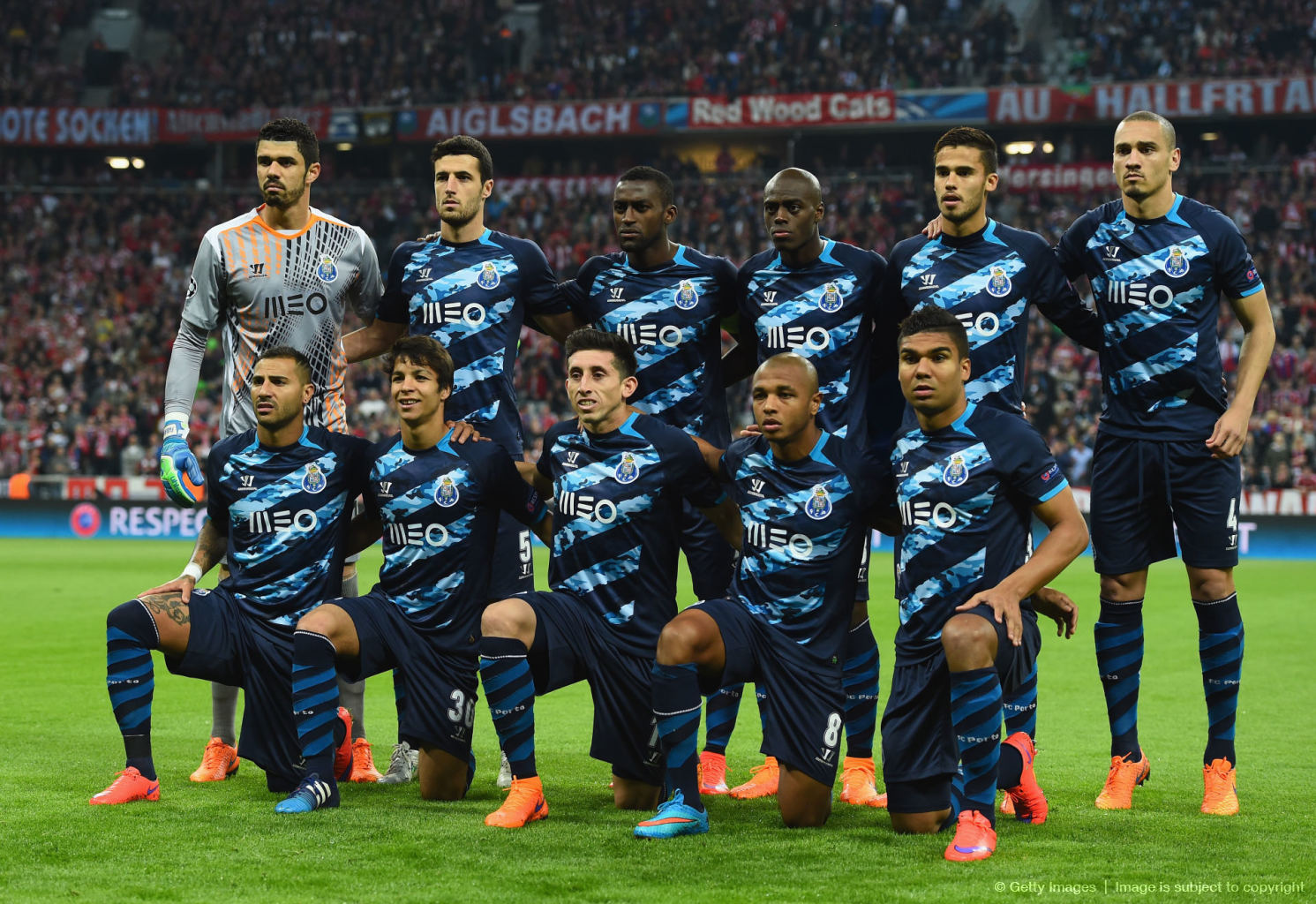champions league bayern porto